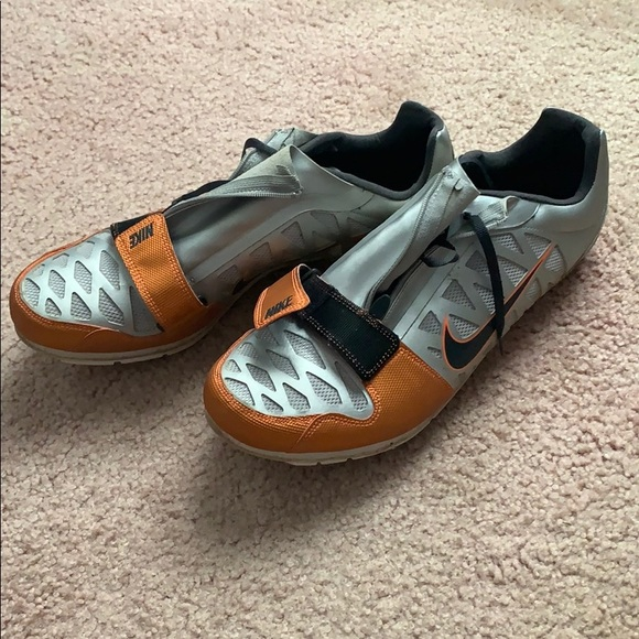 Track And Field Long Jumping Flats
